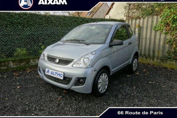 Voiture sans permis d'occasion Aixam City Pack - Altho