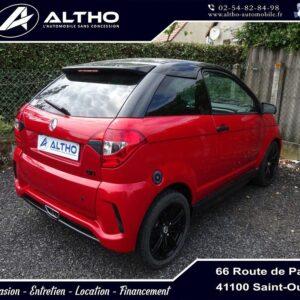 Voiture sans permis d'occasion Aixam Coupé GTI à Vendôme - Altho